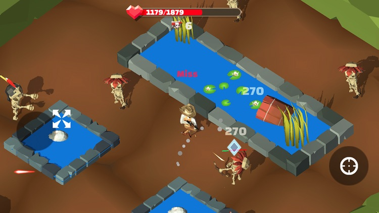 Zombie killer Deadland cowboy screenshot-4