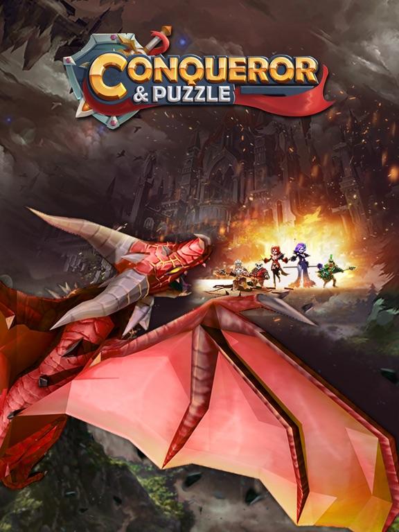 Conqueror and Puzzleのおすすめ画像1