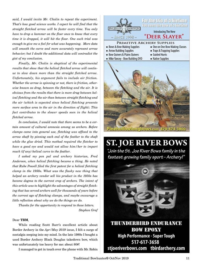 Traditional Bowhunter Magazine on the App Store