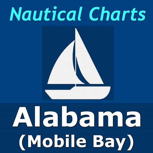 Alabama - Nautical Charts HD