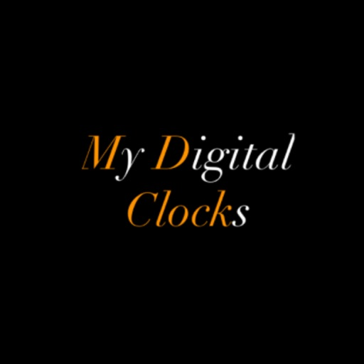 My Digital Clocks
