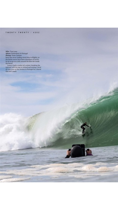 Carve Magazine screenshot one