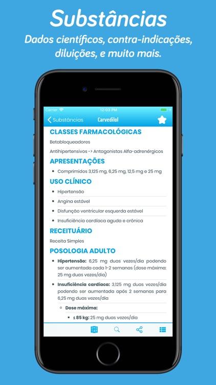 MedPhone: CID, Bulas, SUS... screenshot-4