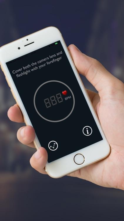 Heart Rate Monitor + screenshot-4