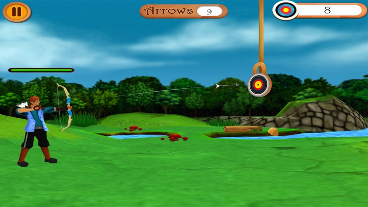 Elite Archery screenshot-3