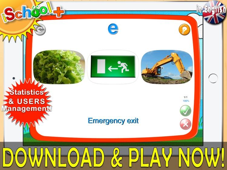 iSchool+ for English Language! screenshot-4