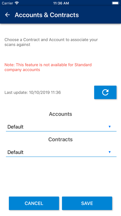 C.A.T Manager screenshot three