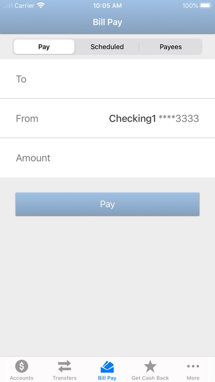 Royal Bank Mobile Banking screenshot-4