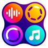 Rotorbeat - Music & Beat Maker - iPhoneアプリ