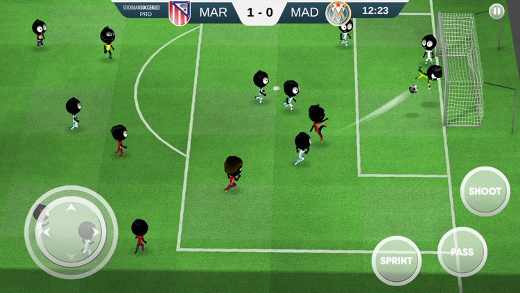 Stickman Soccer 2018 screenshot-6