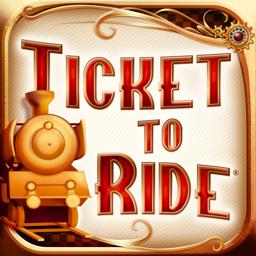 Ícone do app Ticket to Ride - Train Game