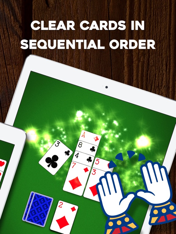 Crown Solitaire: Card Game screenshot