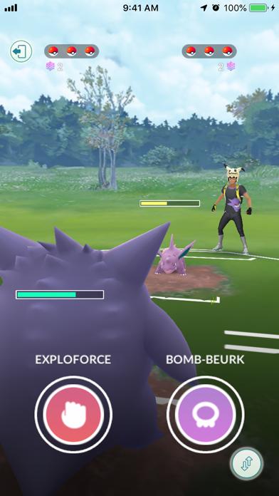 Pokémon GO pour Android