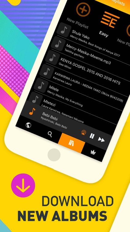 XM - Unlimited Music Streaming screenshot-3