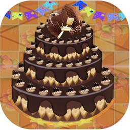 Cake Maker Chef Cooking Games