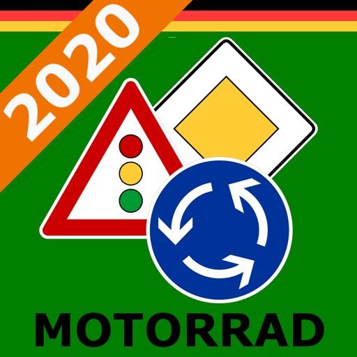 Motorrad - Führerschein 2020 iOS App