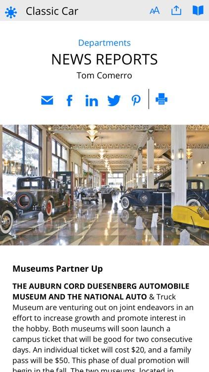 Hemmings Classic Car screenshot-5