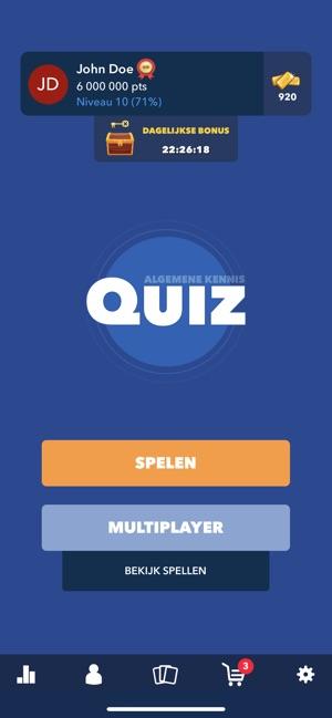 App nederlands quiz Slogan Quiz