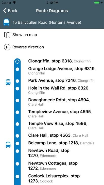 Journey Planner screenshot-4