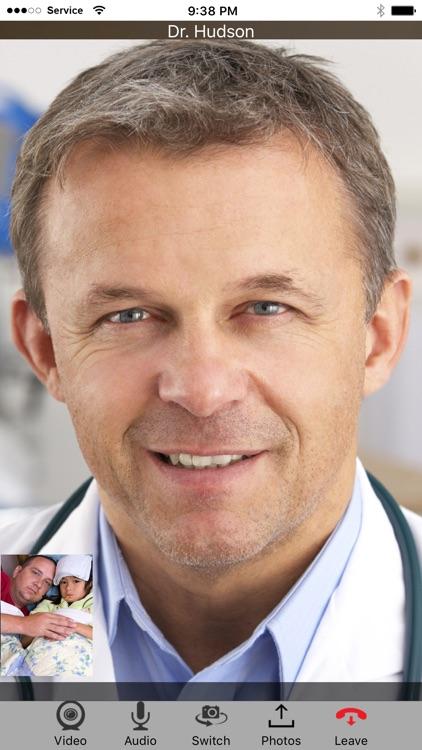 Orlando Health – Virtual Visit screenshot-3