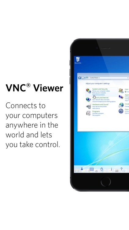 VNC Viewer - Remote Desktop