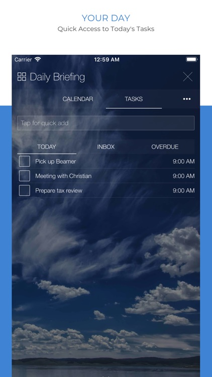 Organize:Me Cloud To-Do's screenshot-4