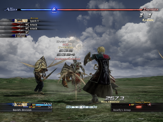 THE LAST REMNANT Remastered screenshot 7