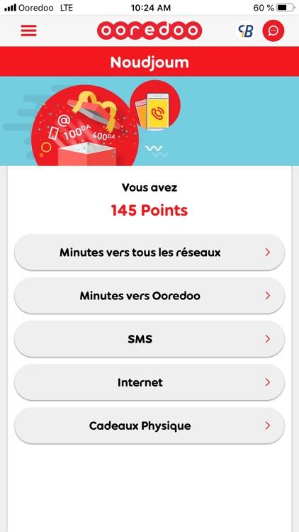 My Ooredoo Algérie screenshot-4