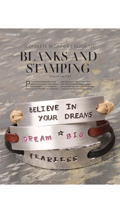 Making Jewellery Magazineのおすすめ画像7