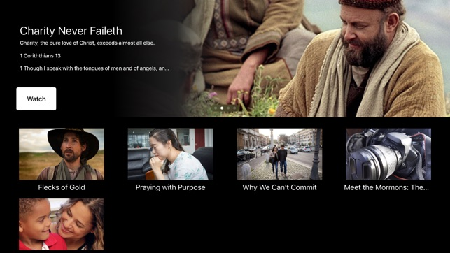Latter-day Saints Channel on the App Store