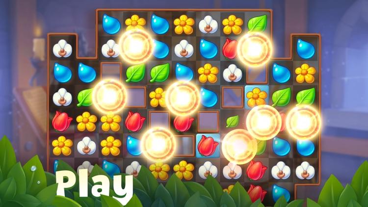 Frozen Flowers screenshot-0