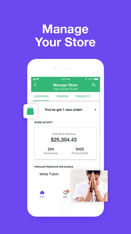 Wix: App & Website Builder