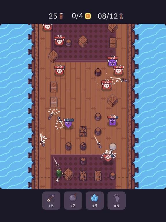 Bouncy Arrows screenshot 16
