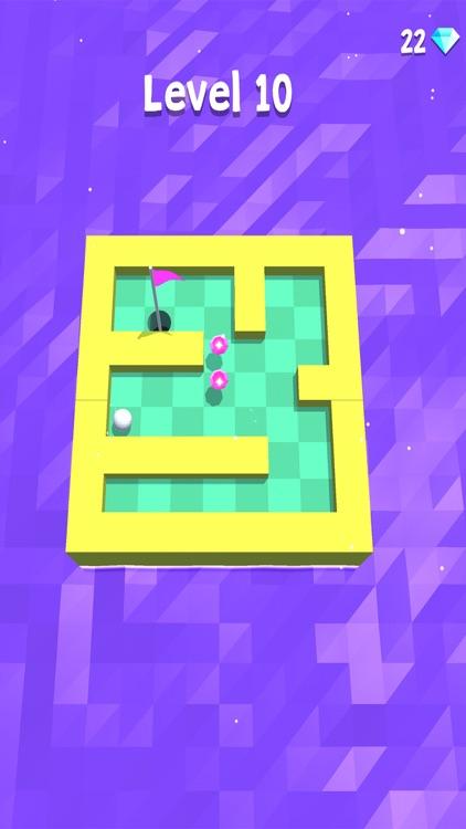 Golf Maze screenshot-3