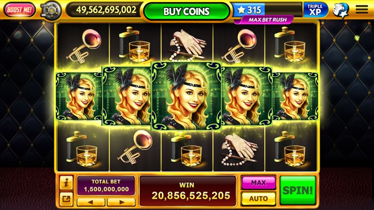Caesars® Casino: Vegas Slots screenshot-0