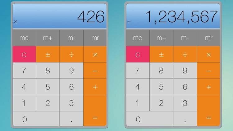 Calculator - PRO screenshot-3