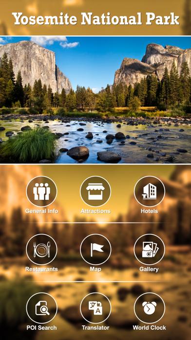 Yosemite National Park - USA screenshot two