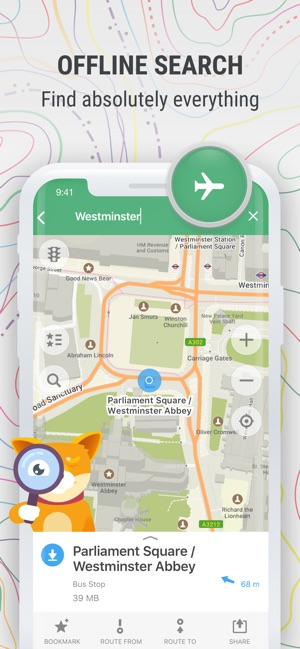 MAPS ME – Offline Map & Nav on the App Store