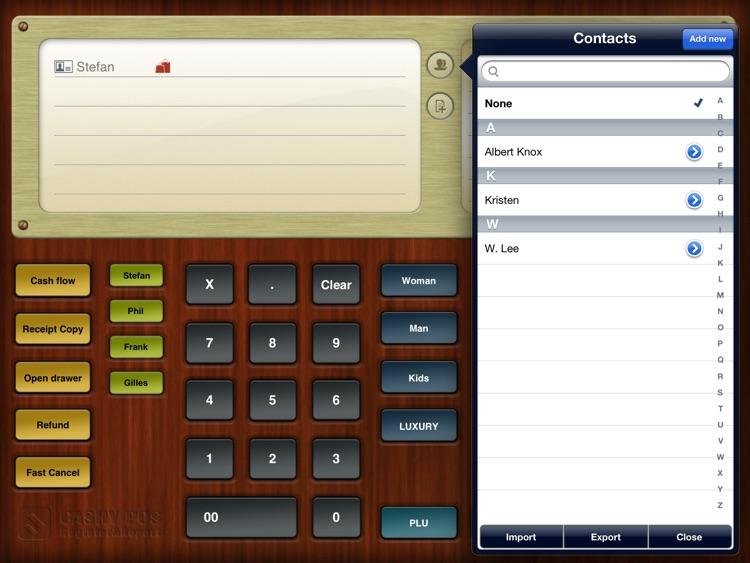 Cashy-POS Lite screenshot-3