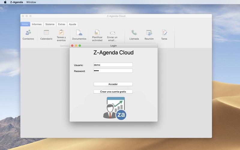 Z-Agenda Cloud for Mac