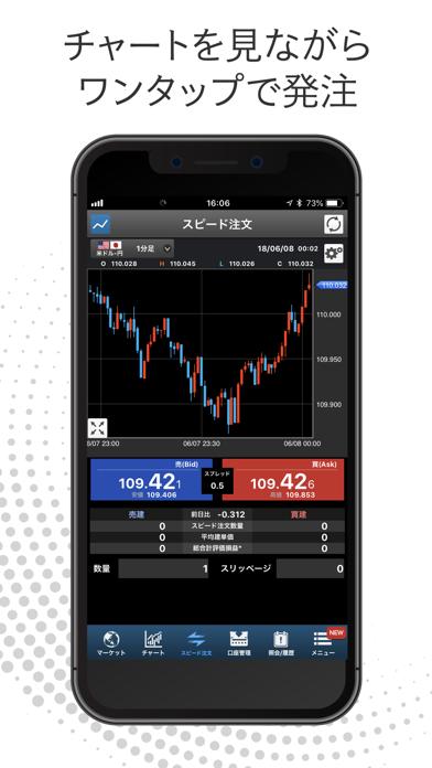 HYPER FXアプリ-FX・為替 SBI証券の取引アプリ ScreenShot0