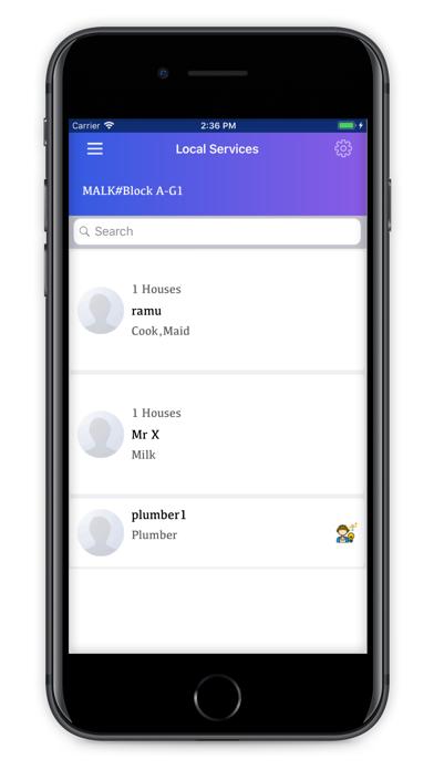 LocalG-Community Security App screenshot 5