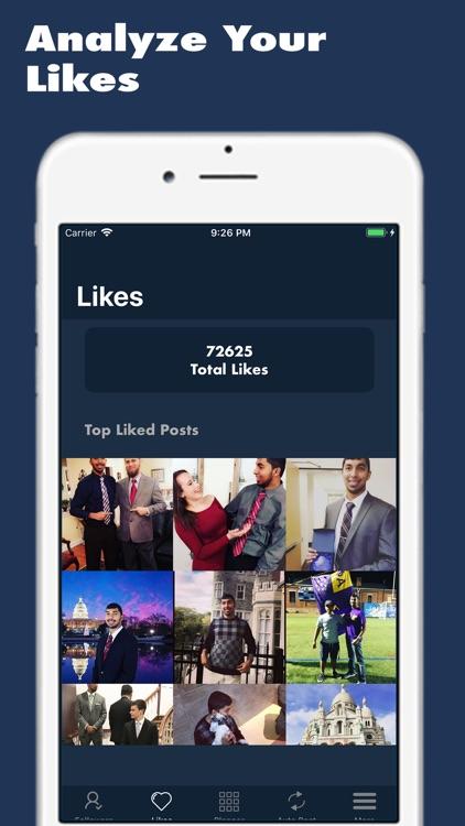 Followers Track: for Instagram