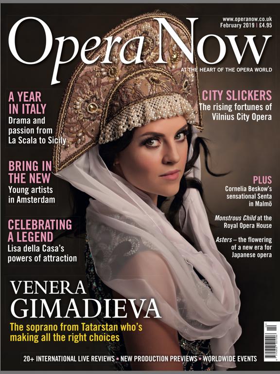 Opera Now screenshot 6