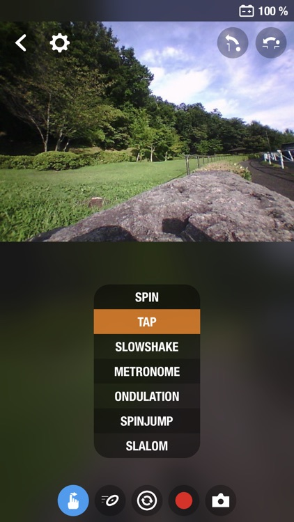 1Hand Controller Jumping Race screenshot-3