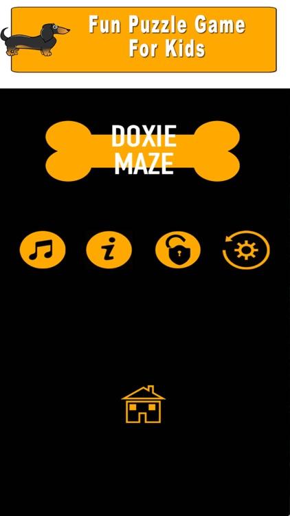 Dachshund Maze Game Doxie Game screenshot-7