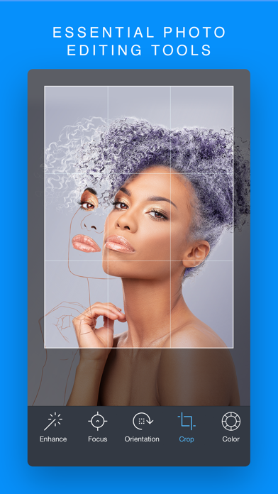 Photo Lab: Picture Editor App Screenshot