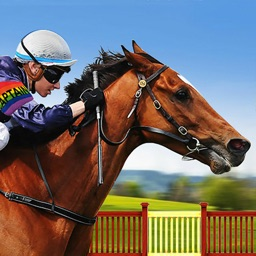 Horse Run and Jump Games