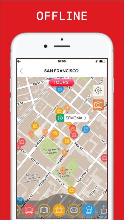 San Francisco Travel Guide screenshot-3
