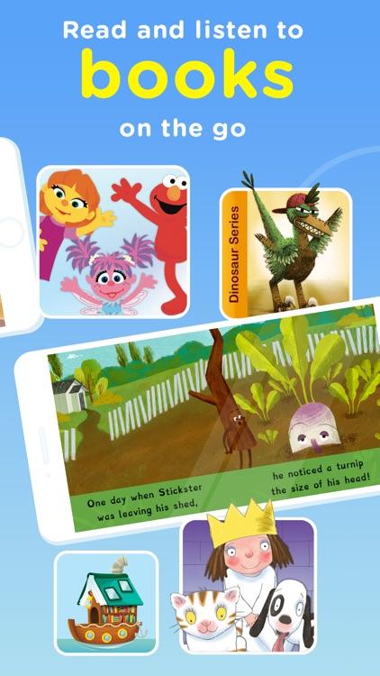 Hopster: Preschool Learning screenshot-3